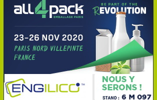 ALL4PACK, November 23-26, 2020 (Paris, France)