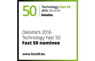 Deloitte Fast50 Nominee