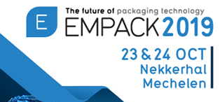 Meet us at Empack Mechelen 2019, October 23-24