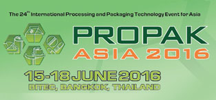 Meet us at PROPAK ASIA, June 15-18