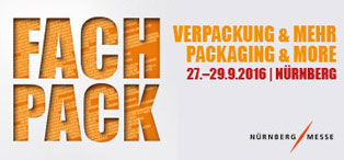 Meet us at FachPack, September 27-29