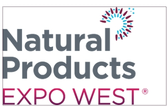Meet us at Natural Products Expo West, March 10-12, 2017