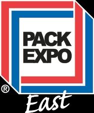 Meet us at Pack Expo East, Feb 27 – Mar 1, 2017