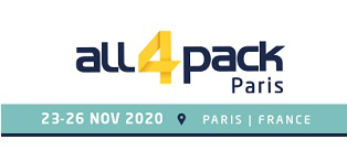 ALL4PACK Paris 2020, 23-26 Novembre