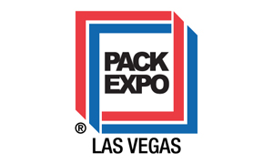 Meet us at Pack Expo Las Vegas, September 25-27, 2017